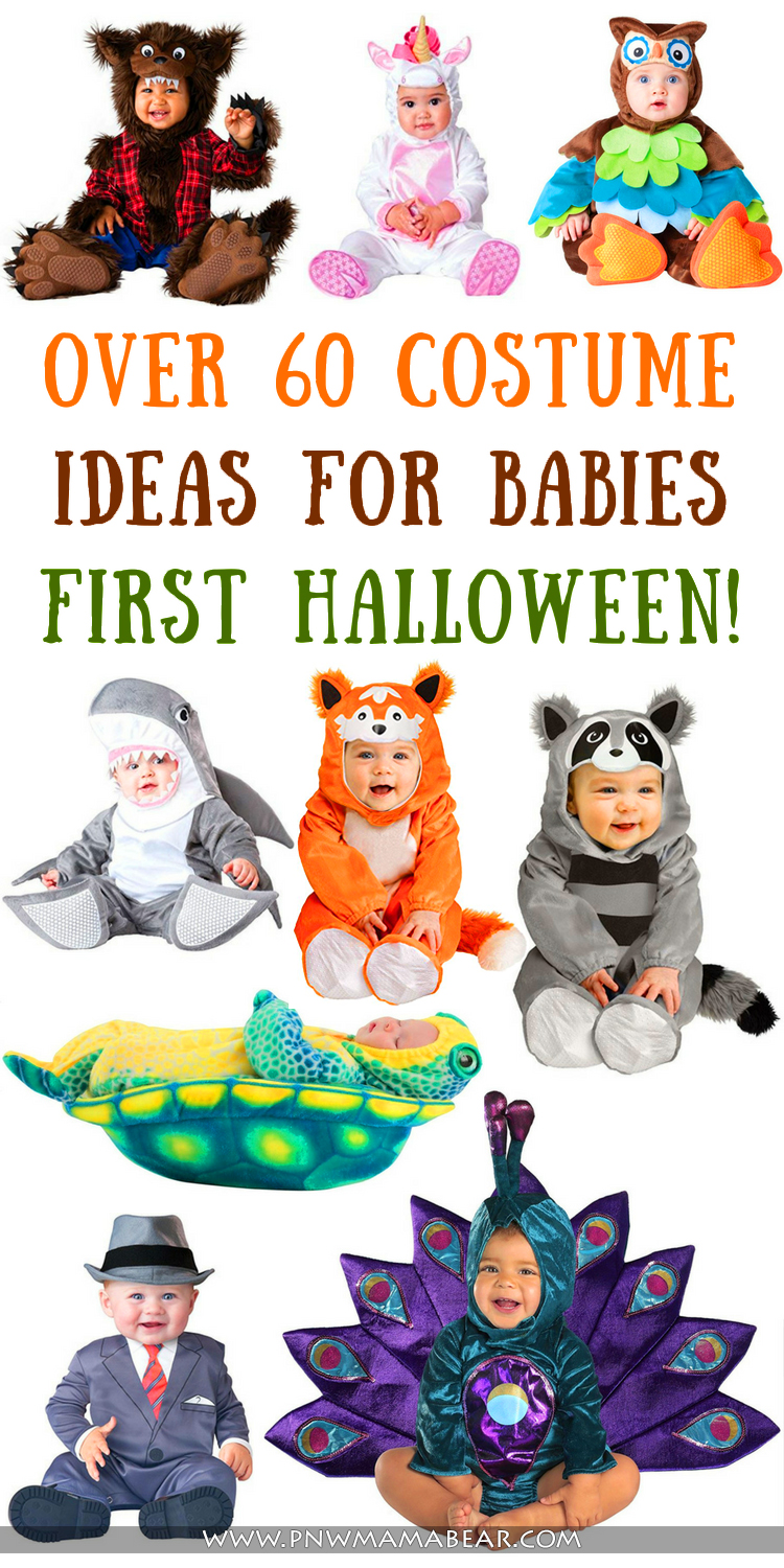 Babys First Halloween Costume Ideas.Over 60 Costumes For Baby S First Halloween Pnw Mama Bear