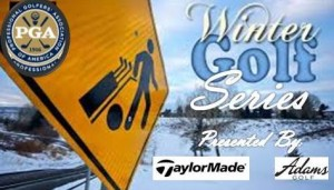 Winter Golf Series Logo