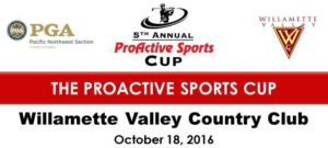 2016 ProActive Sports Cup Banner