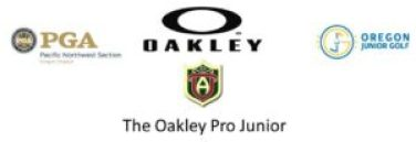 Oakley Pro Junior Banner New