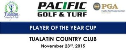2015 Player of the Year Cup Banner