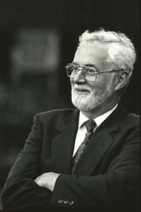 The Rev. Thomas Ogletree. Photo by Gabriel Amadeus Cooney.