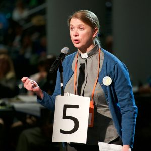Rev. Jenny Phillips
