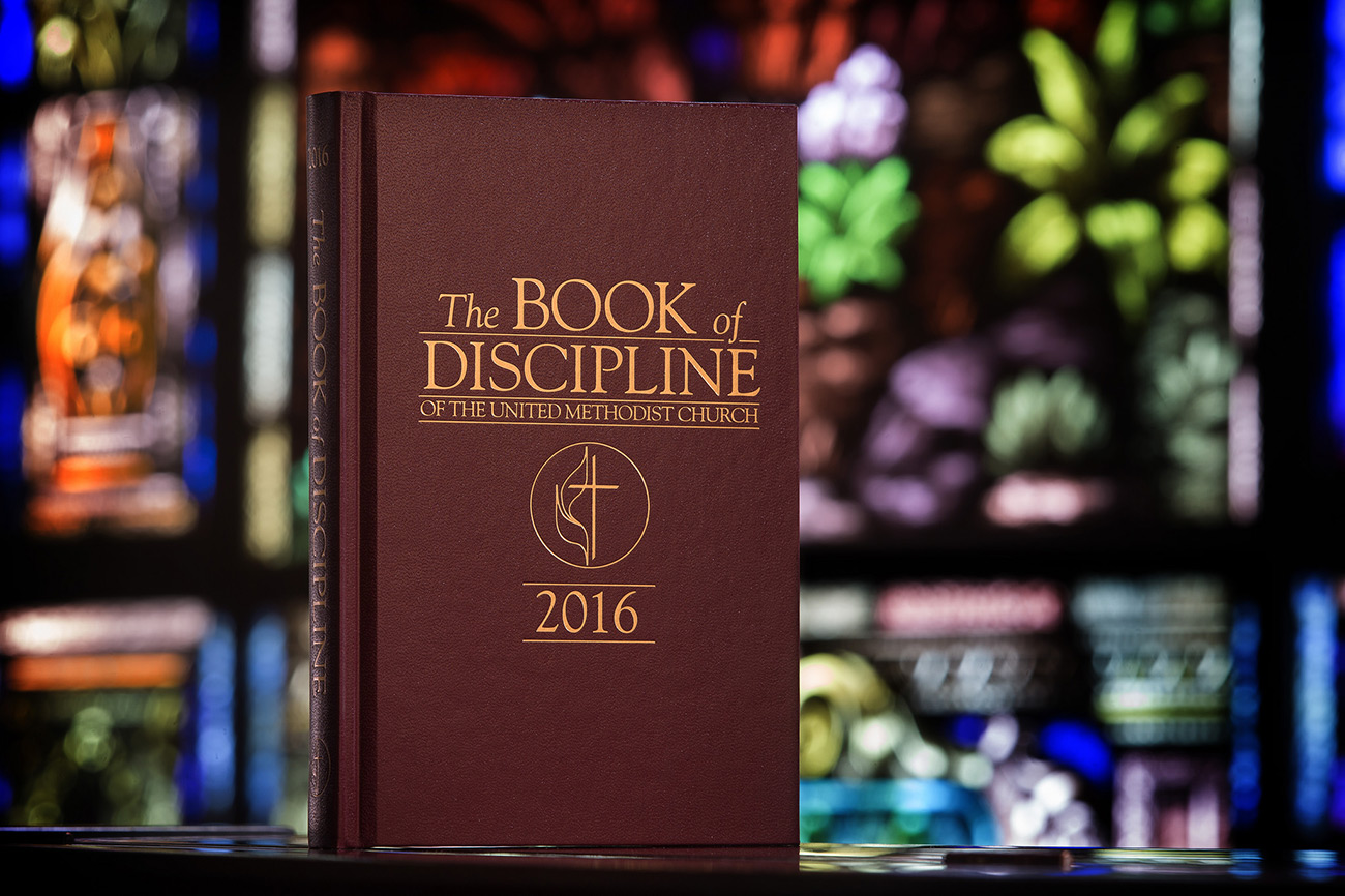 Umc Book Of Discipline