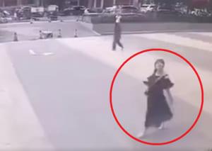 【動画あり】この女子高生の死に方怖すぎるだろ・・・・・