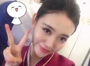 【画像】超美人CA(客室乗務員)、ハメ撮り、機内オ○ニーが流出してしまう…これはエロい