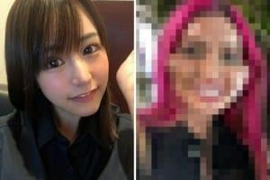 【驚愕】400万円かけ整形した「日本人♀」と「ウクライナ人♀」の違いwww(画像あり)