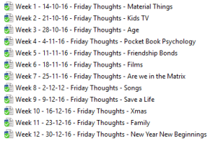 2016-friday-thoughts-running-order