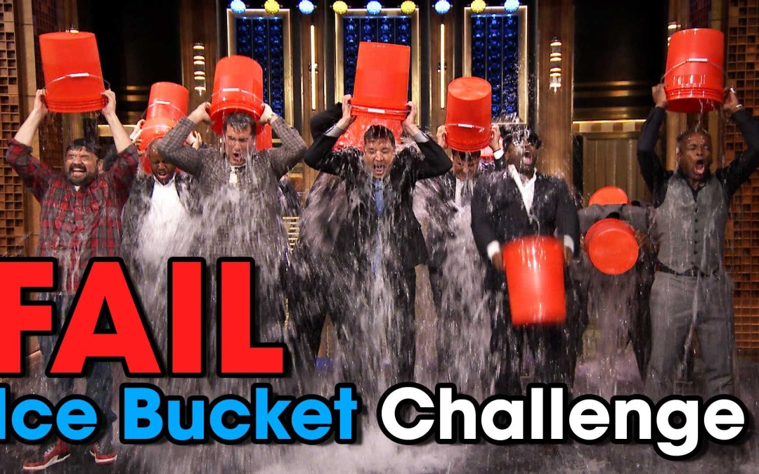 Ice bucket Fail compilation