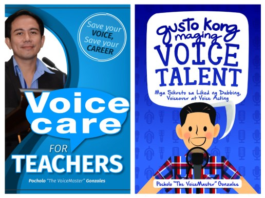Books Written by the VoiceMaster