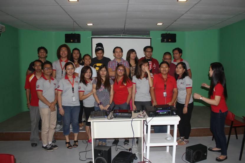 Voiceworx Caravan in St Dominic College Cavite