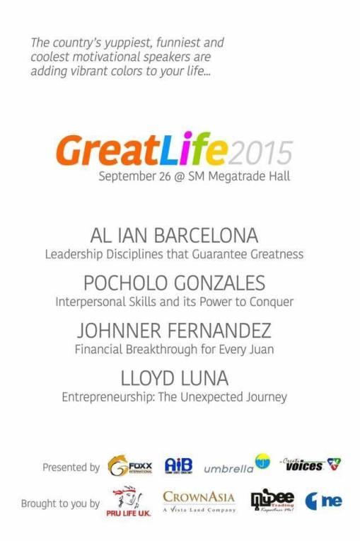 Great L.I.F.E. 2015