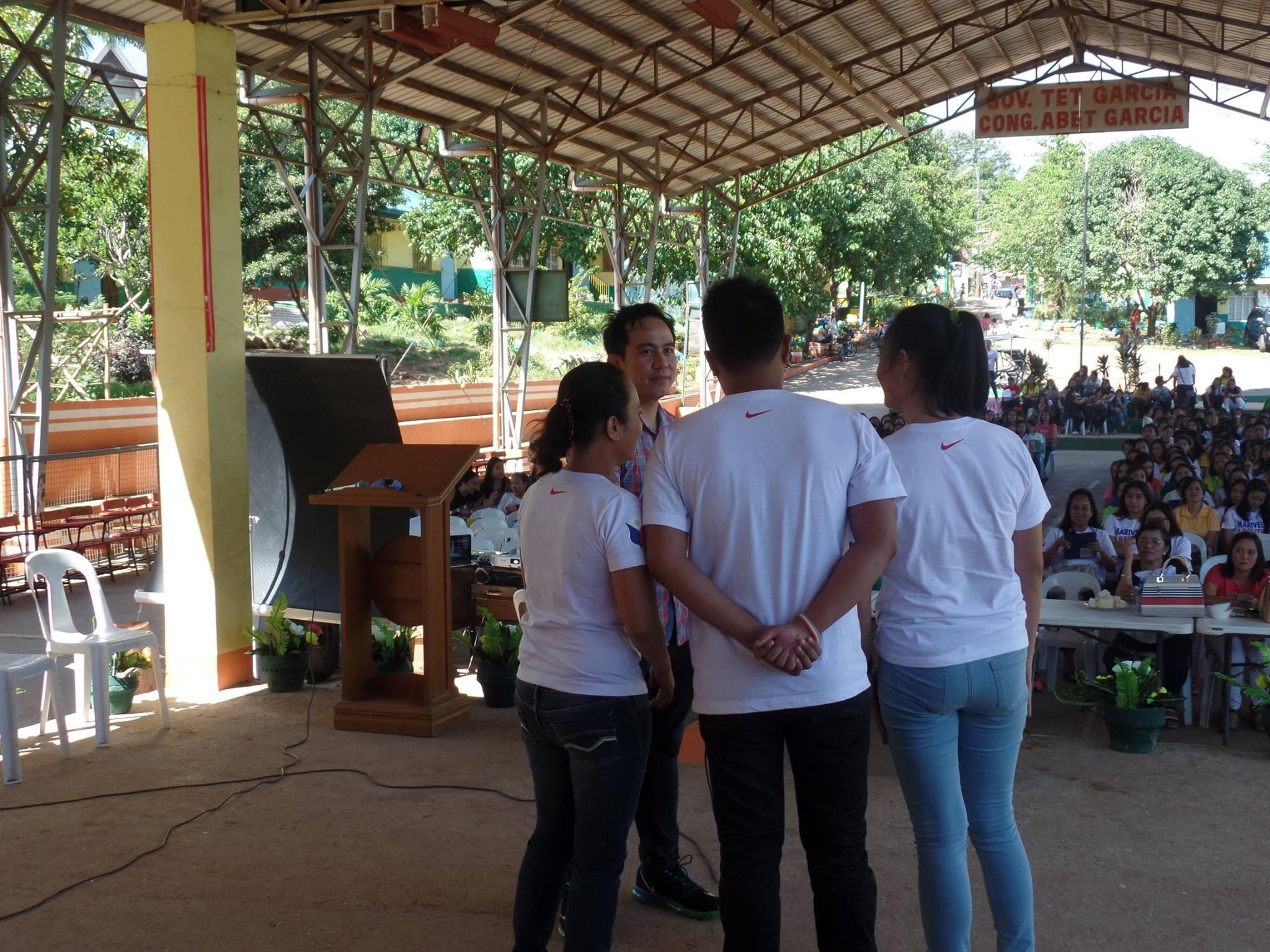 Mariveles Bataan – The VoiceMaster
