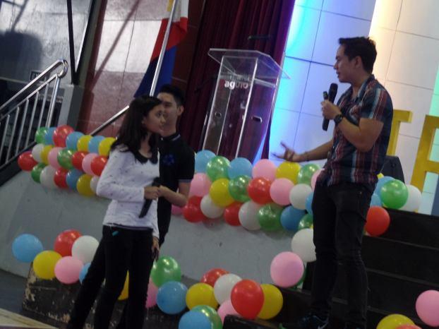 Juan Big Idea at the University of Baguio