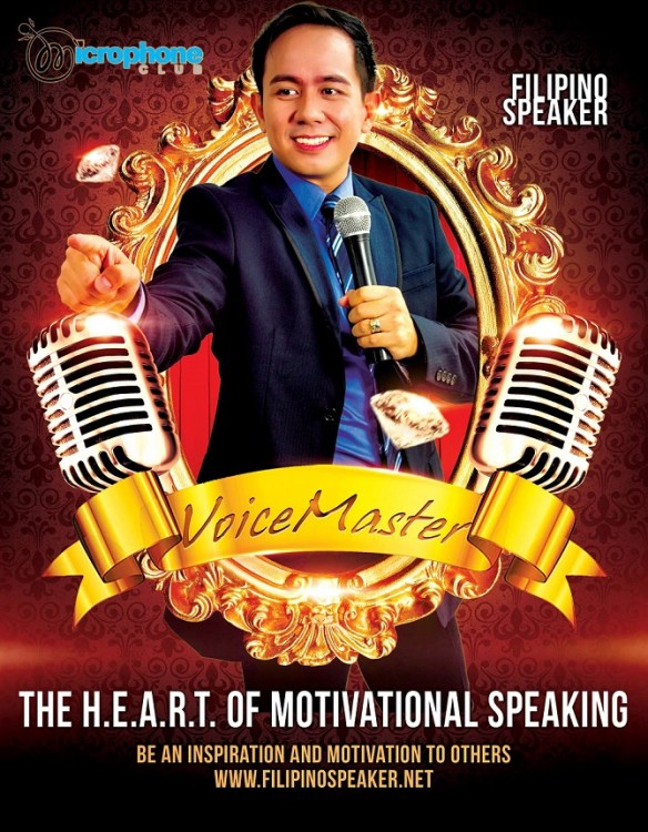 The HEART of Motivational Speaking