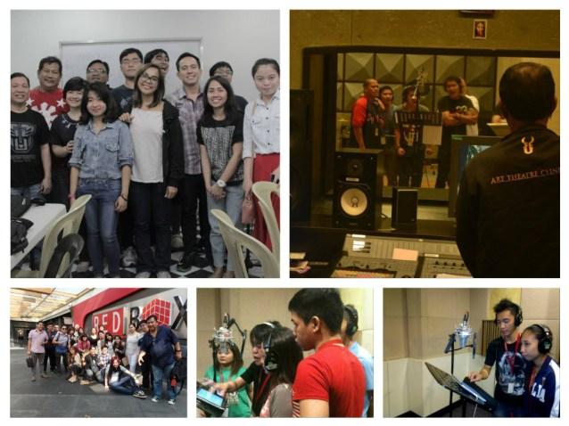 Voiceworx Students