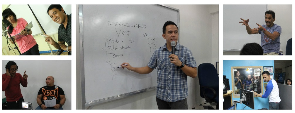 Voiceworx Teachers