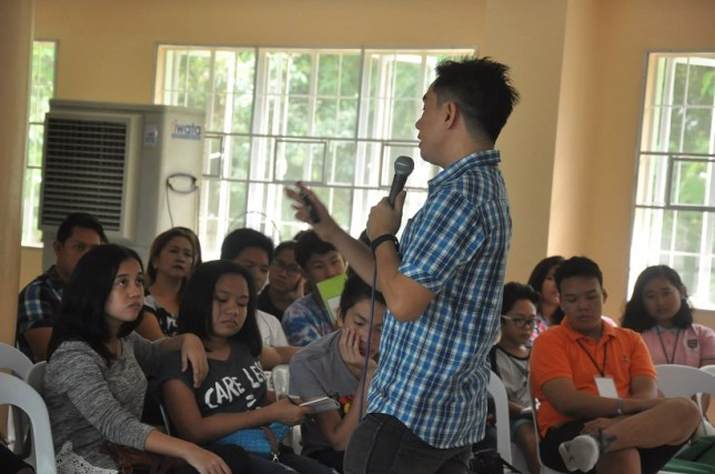 The VoiceMaster Inspiring Campus Journalists of Philippine Science High School
