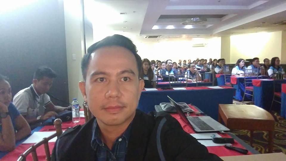 Filipino motivational speaker teaches PSMBFI Regional Directors on Effective Communication