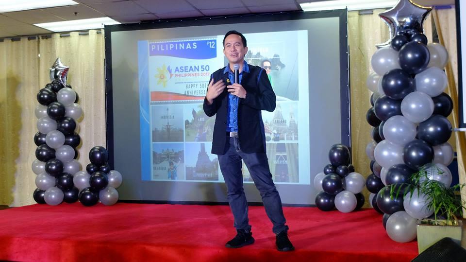 The VoiceMaster speaks at Asurion's Leadership Summit 2018