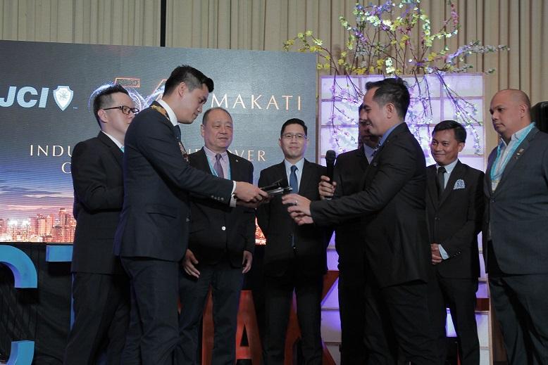 2018 JCI Makati President