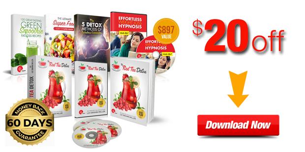 Buy Red Tea Detox Online