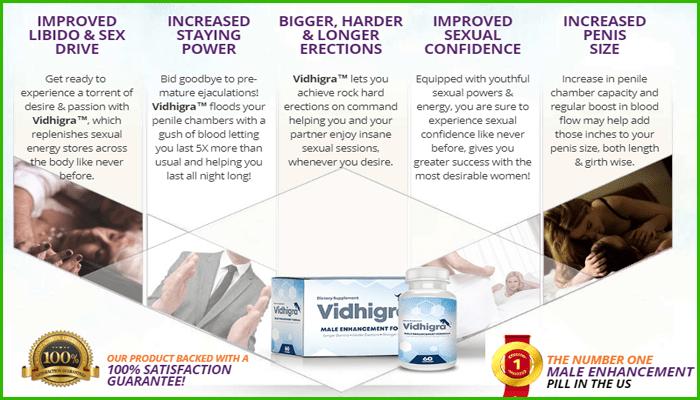 Vidhigra pills