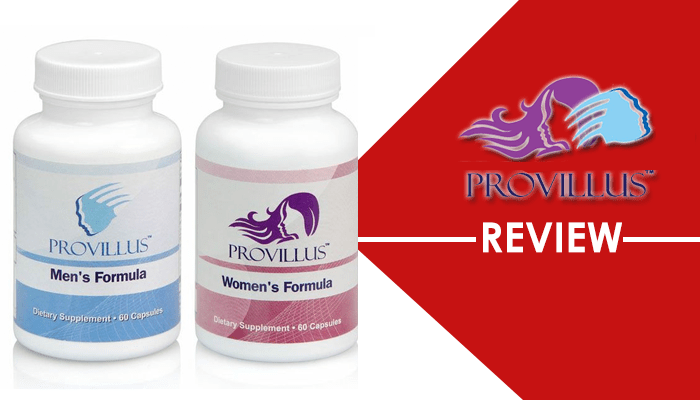Provillus Review Hair Growth Treatment Provillus Real Results
