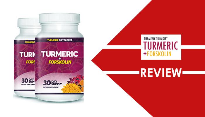 Turmeric Forskolin review