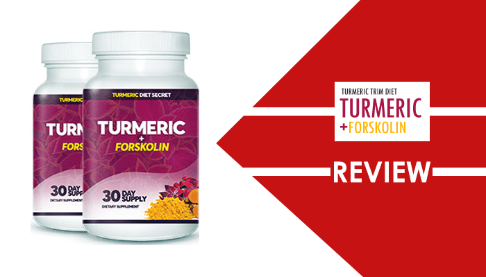 Turmeric Forskolin review