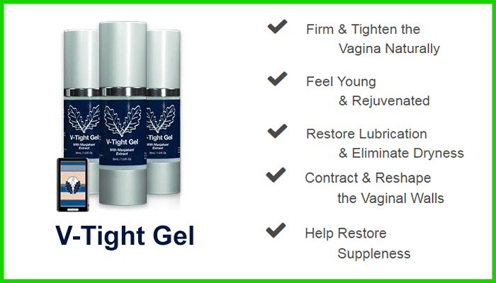 V Tight Gel Vagina Tightening Program