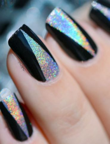 10 easy nail designs for short nails  quirky styles for