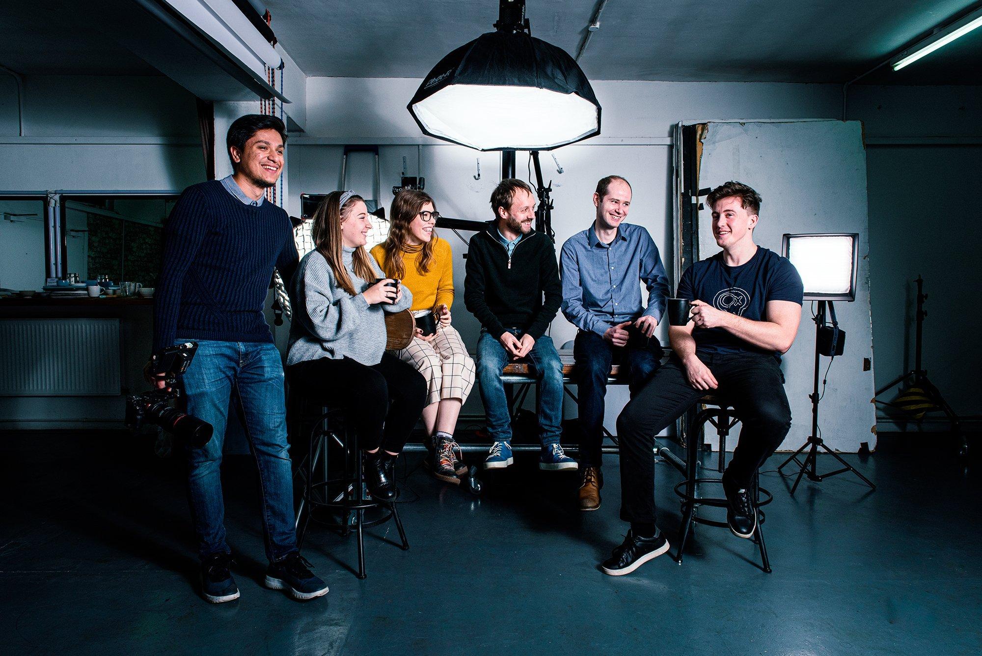 the pocket creatives team jan 2020