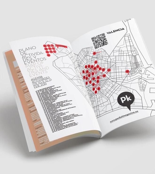 Anúnciate en el directorio de empresas y profesionales de Pocket Design Guide