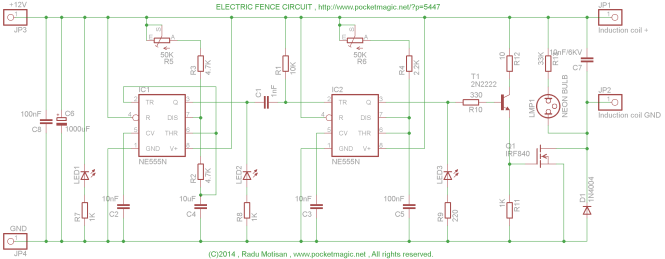 Electric Fence Energizer Wiring Diagram The Wiring – Electric Fence Wiring Diagram