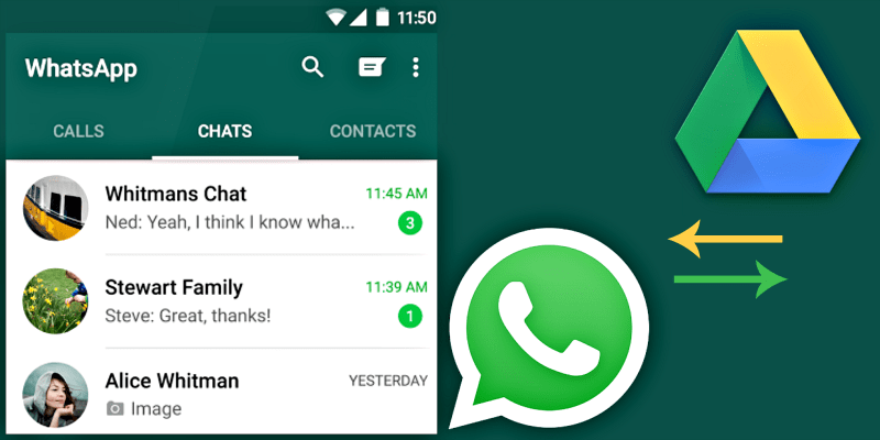 How To Backup Your WhatsApp Chat History To Google Drive