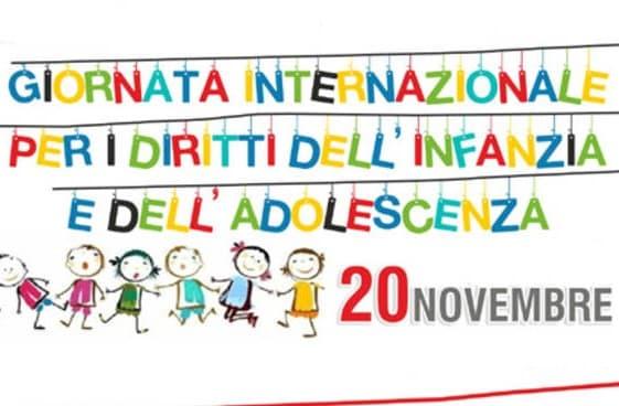 Trezzano si colora di verde nella giornata mondiale dei diritti dei bambini