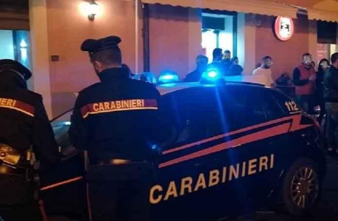 Carabinieri-Bar
