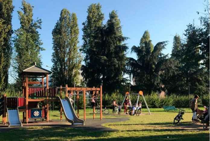 Cesano-parco-Pertini-chiuso-per-covid