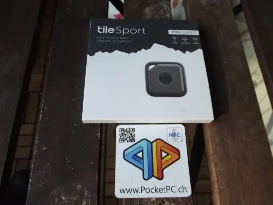 review tile pro sports im test