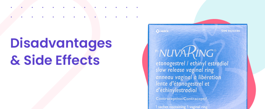 nuvaring side effects
