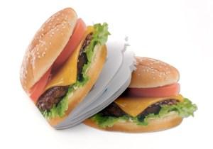 Konturflyer - Burger