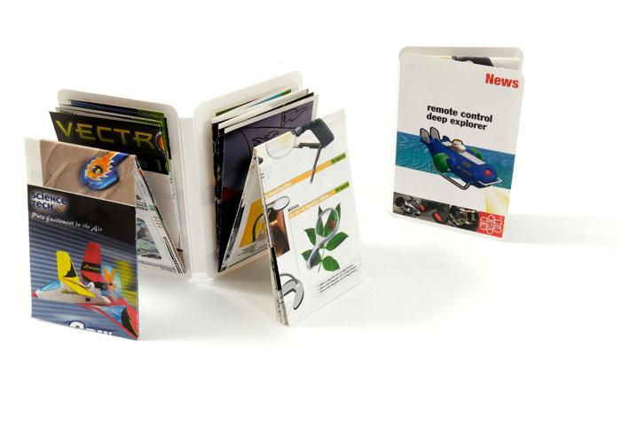 PocketPlaner mit zwei Innenblättern