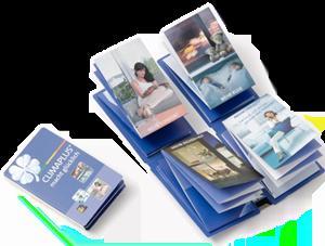 PocketPlaner mit 4 Innenblättern