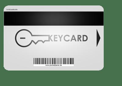 Schlüsselkarte / Keycard