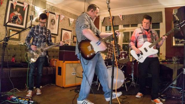 The Pocket Rockers Live at the Jolly Farmer Wincheste