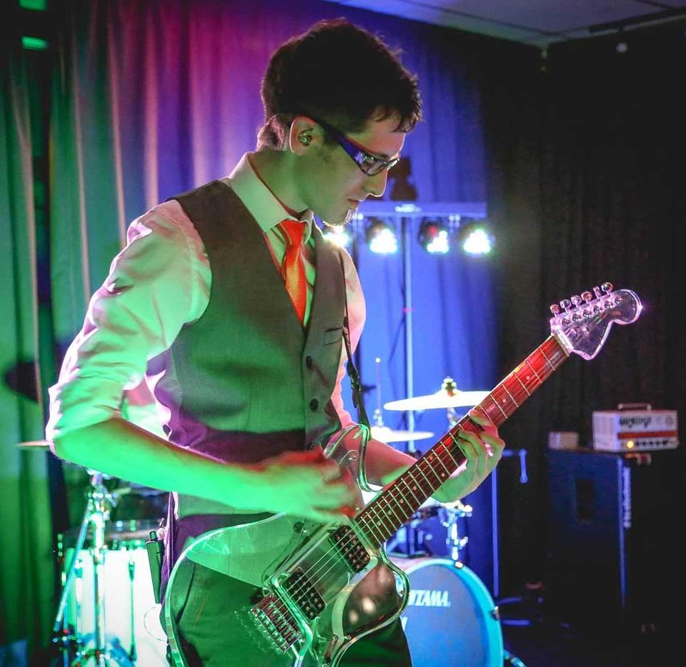 Hugh – Lead Guitar
