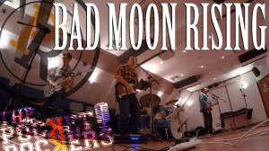 Thumbnail for the music video Bad Moon rising performed by The Pocket Rockers