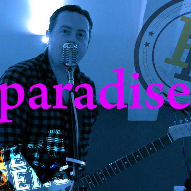 Thumbnail for the music video Paradise performed by The Pocket Rockers