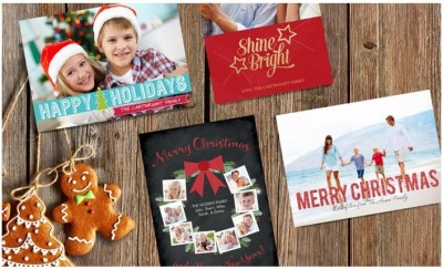 3 Guilt Free Low Cost Holiday Card Options